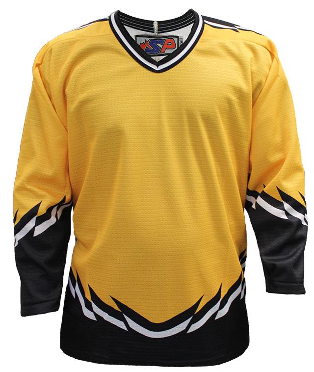 Bostom 3rd Custom Hockey Jersey