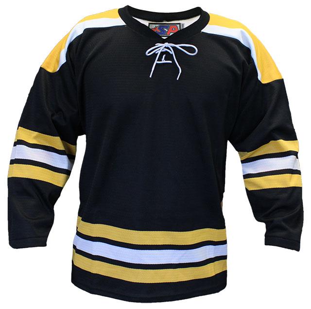 Bostom Home Custom Hockey Jersey