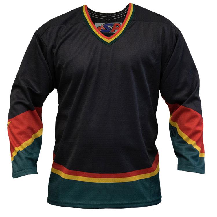 Dallas 3rd Custom Hockey Jersey