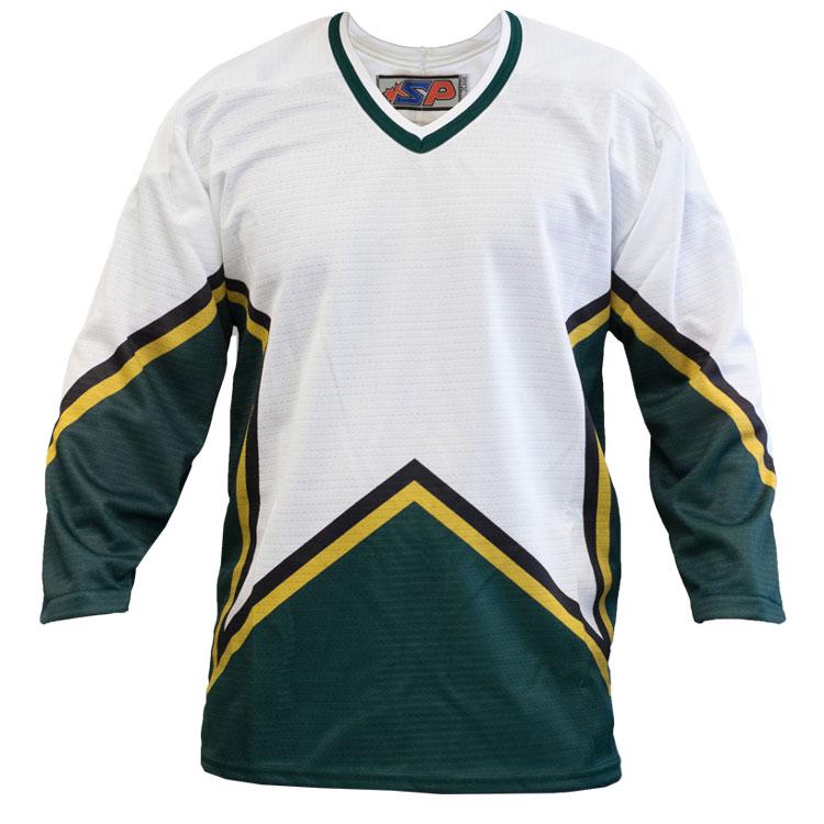 Dallas Away Custom Hockey Jersey