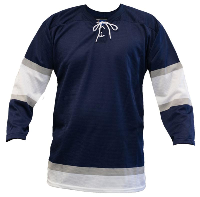 Edmonton 3rd Custom Hockey Jersey