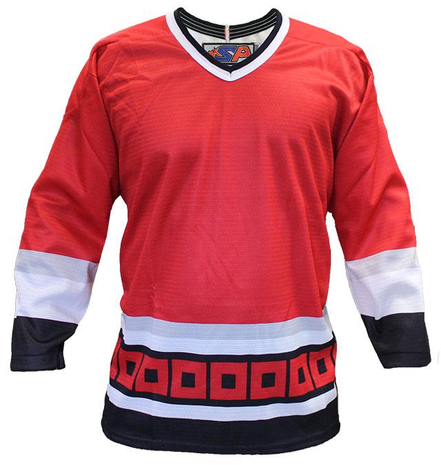 Carolina Home Custom Hockey Jersey
