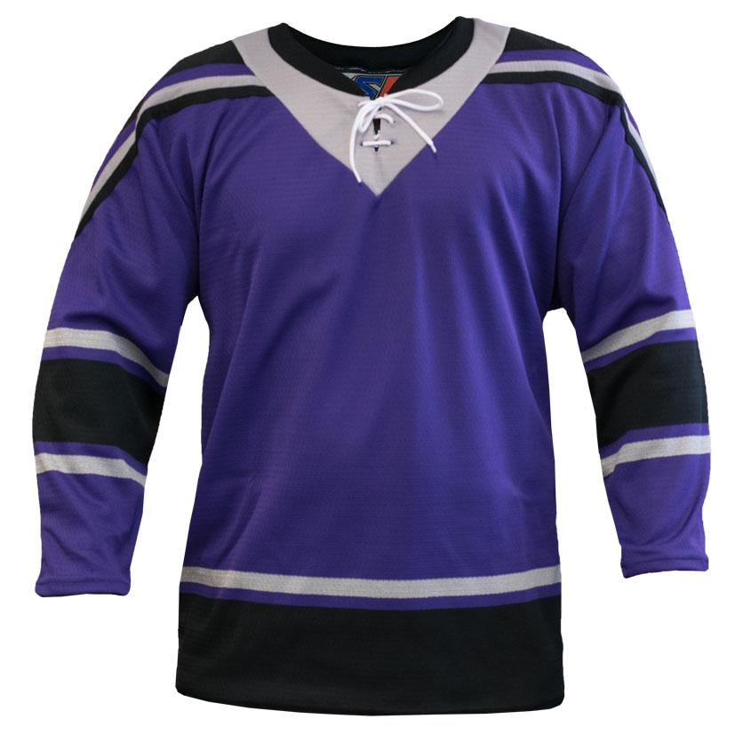 Los Angeles 3rd Custom Hockey Jersey