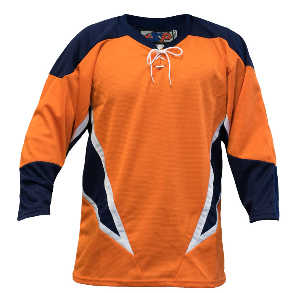 Long Island 3rd Custom Hockey Jersey
