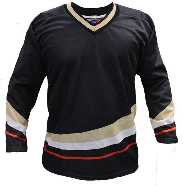 Anaheim Home Custom Hockey Jersey