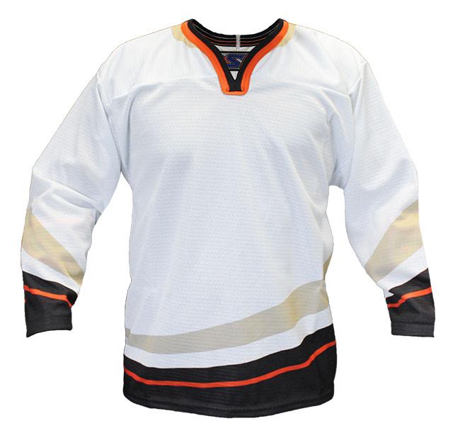 Anaheim Away Custom Hockey Jersey