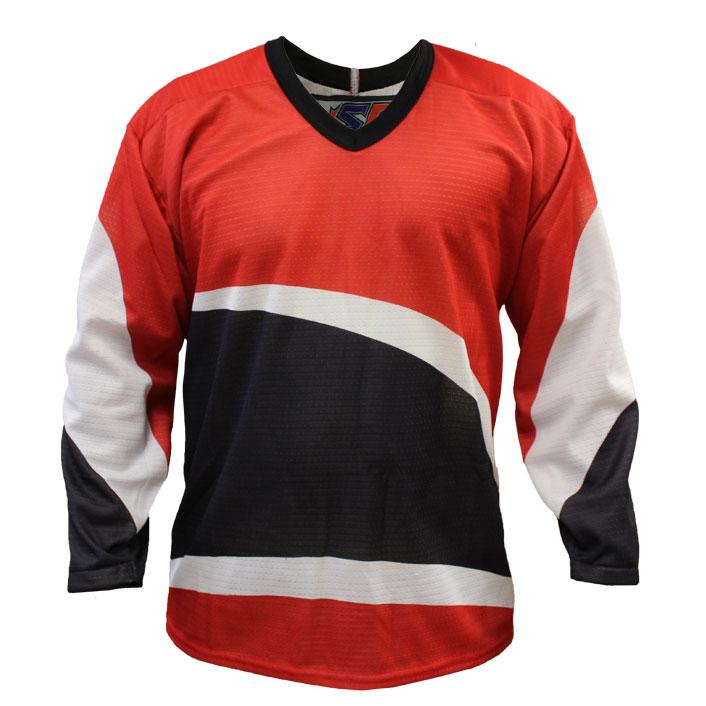 Ottawa Home Custom Hockey Jersey