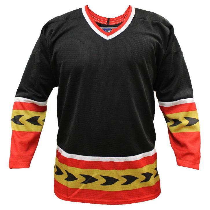 Ottawa Third Custom Hockey Jersey