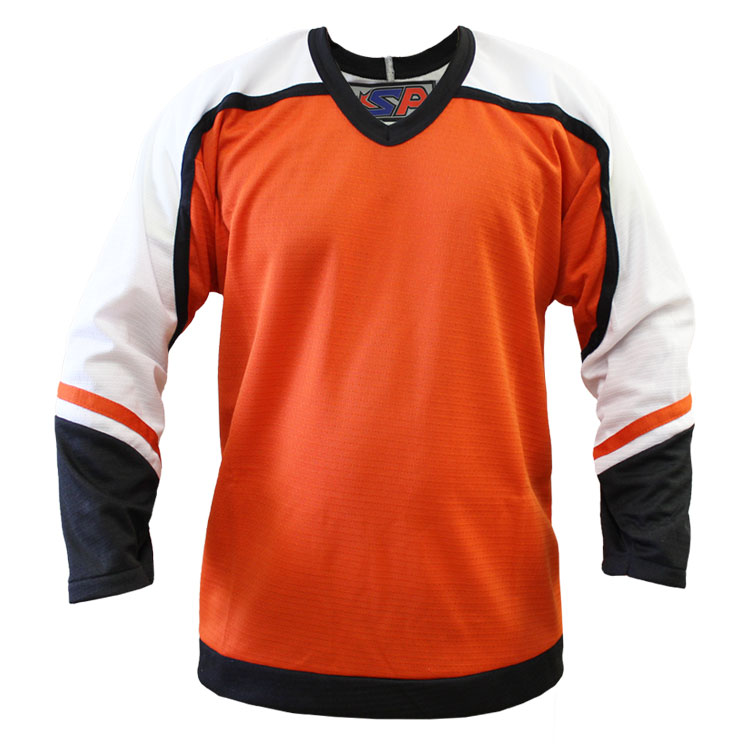 Philadelphia Home Custom Hockey Jersey