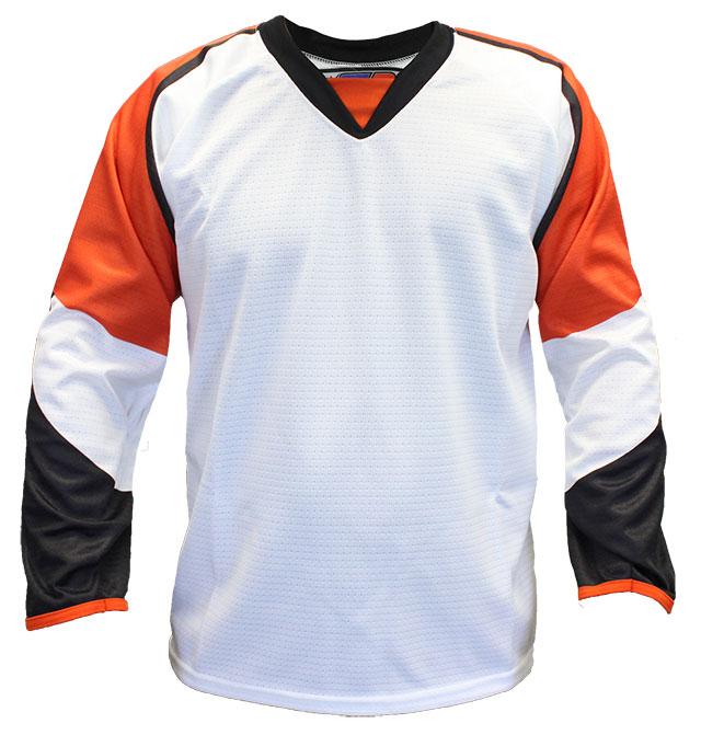 Philadelphia Away Custom Hockey Jersey