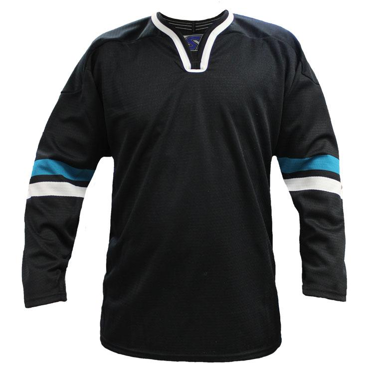 San Jose Third Custom Hockey Jersey