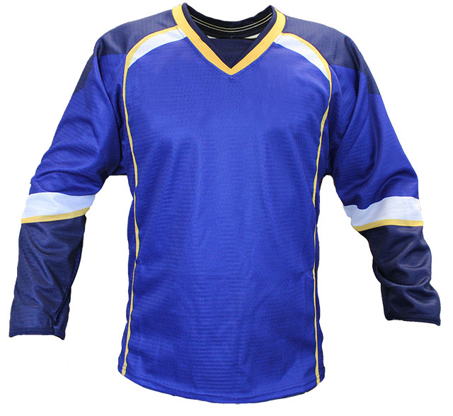 St. Louis Home Custom Hockey Jersey