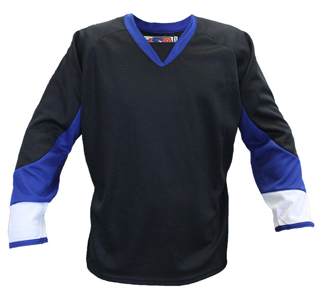 Tampa Bay Home Custom Hockey Jersey