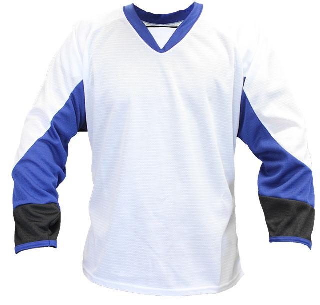 Tampa Bay Away Custom Hockey Jersey