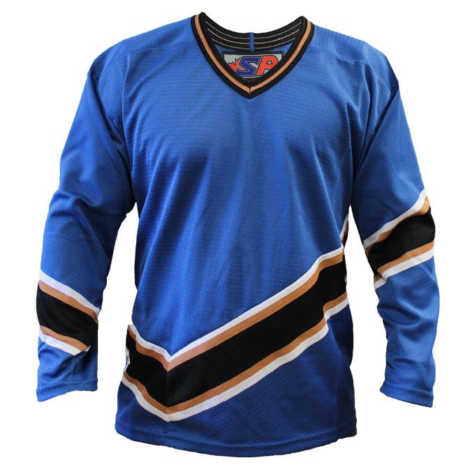 Washington Home Custom Hockey Jersey